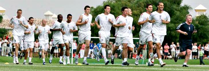 Dunas Douradas Professional Football Training Centre in Portugal