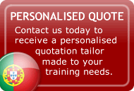 Personalised football training camp quote