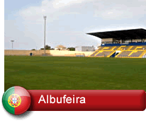Albuferia Professional Football Training Centre in Portugal