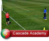 Cascade Professional Football Training Centre in Portugal