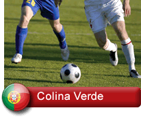 Colina Verde Professional Football Training Centre in Portugal