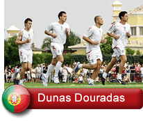 Dunas Dourados Professional Football Training Centre in Portugal